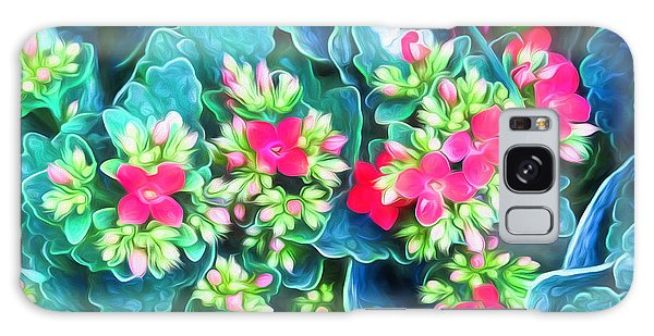 New Blooms Galaxy Case