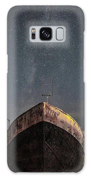 Astro Galaxy Case - New Life Milkway  by Mark Mc neill
