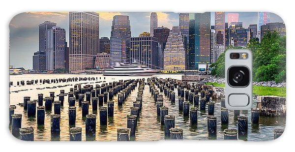 United States Galaxy Case - New York City, Usa City Skyline On The by Sean Pavone