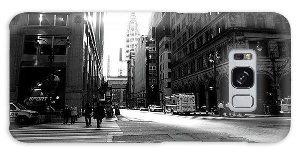 New York, Street Galaxy Case