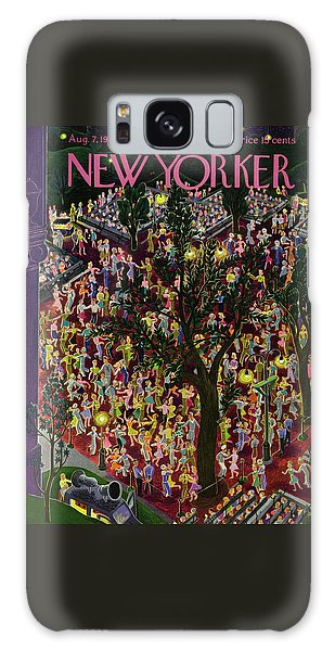 New Yorker August 7th 1943 Galaxy Case