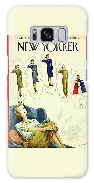 New Yorker February 27, 1943 Galaxy Case