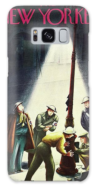 New Yorker January 30th 1943 Galaxy Case