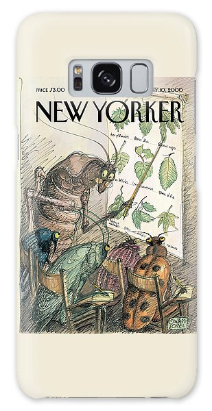 New Yorker July 10th, 2000 Galaxy Case