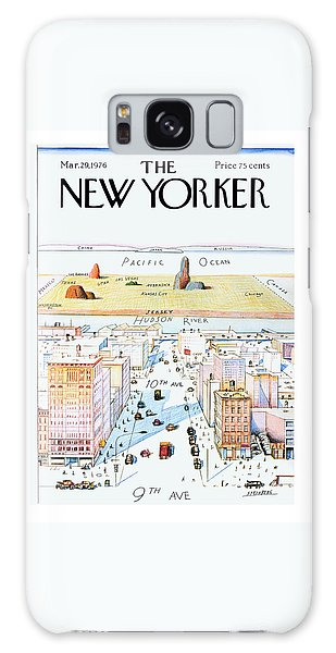 New Yorker March 29, 1976 Galaxy Case