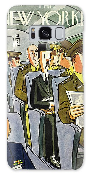 New Yorker September 18th 1943 Galaxy Case