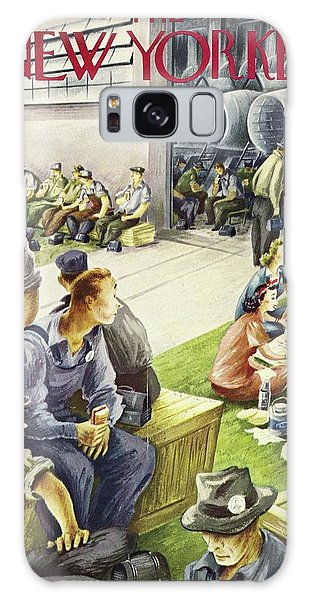 New Yorker September 5th, 1942 Galaxy Case