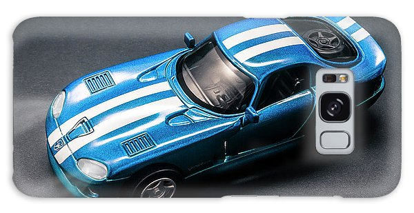 Sport Car Galaxy Case - Night Drives by Jorgo Photography - Wall Art Gallery