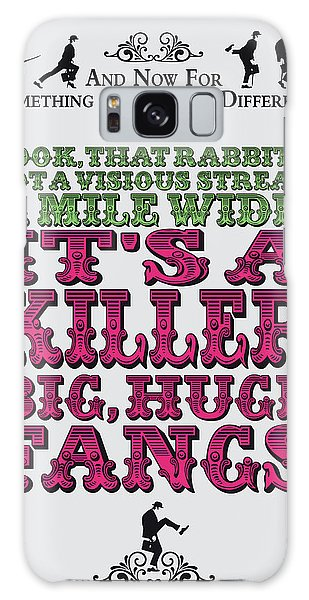 Ok Galaxy Case - No06 My Silly Quote Poster by Chungkong Art