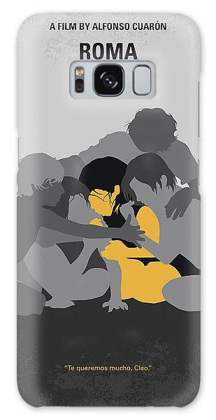 Marina Galaxy Case - No1035 My Roma Minimal Movie Poster by Chungkong Art