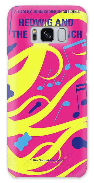 Punk Rock Galaxy Case - No1046 My Hedwig And The Angry Inch Minimal Movie Poster by Chungkong Art