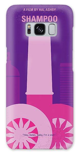 Hair Galaxy Case - No1074 My Shampoo Minimal Movie Poster by Chungkong Art