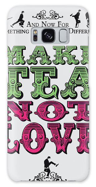 Ok Galaxy Case - No16 My Silly Quote Poster by Chungkong Art