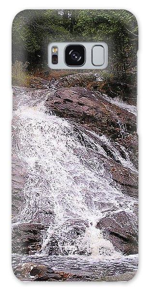 Houlton Galaxy Case - North Bay Waterfall by Richard John Houlton
