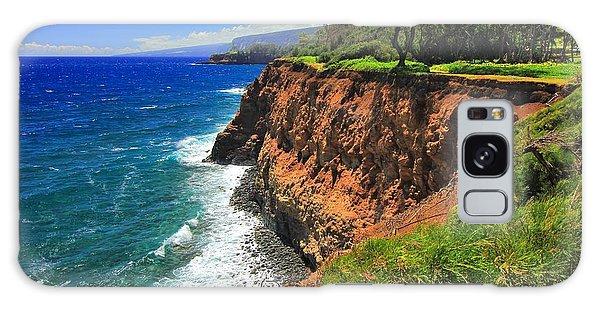 North Hawaii View Galaxy Case