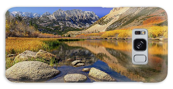 Galaxy Case featuring the photograph North Lake by Tassanee Angiolillo