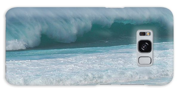 North Shore Surf's Up Galaxy Case