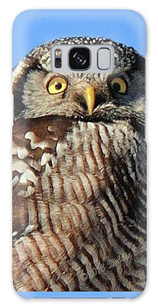 Northern Hawk-owl Galaxy Case