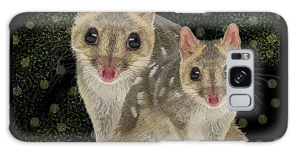 Northern Quoll 3 Galaxy Case