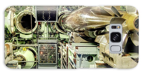 Nuclear Submarine Torpedo Room Galaxy Case