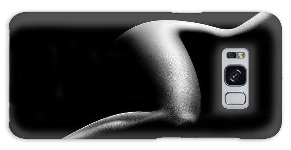Body Parts Galaxy Case - Nude Woman Bodyscape 9 by Johan Swanepoel