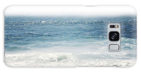 Greeting Galaxy Case - Ocean Dreams- Art By Linda Woods by Linda Woods