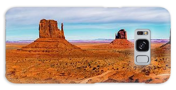 Galaxy Case featuring the photograph Ocean Front Property In Arizona by David Morefield