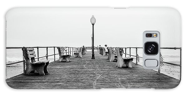 Ocean Grove Pier 1 Galaxy Case