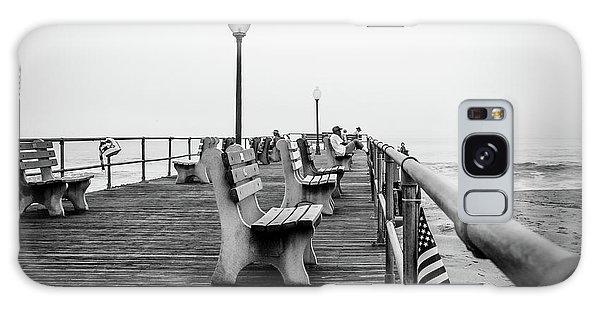 Ocean Grove Pier 2 Galaxy Case
