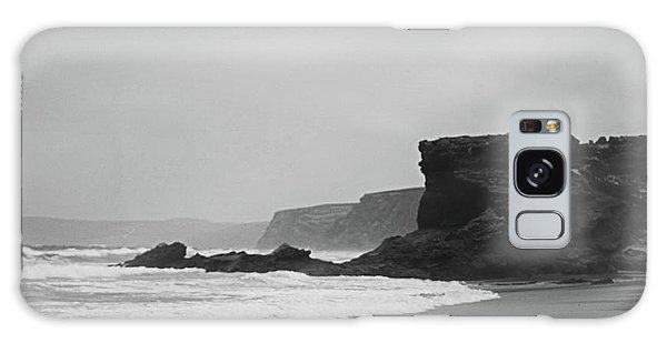 Ocean Memories II Galaxy Case