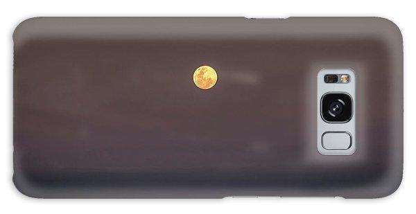 Ocean Moon Galaxy Case