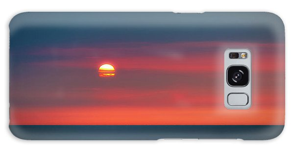 Dawn Galaxy Case - Ocean Sunrise by Tom Mc Nemar