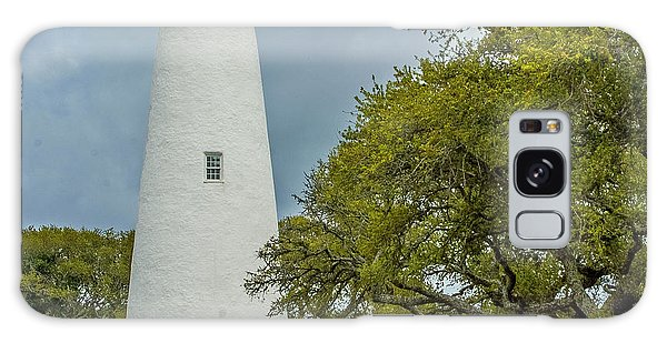 Ocracoke Lighthouse No 2 Galaxy Case
