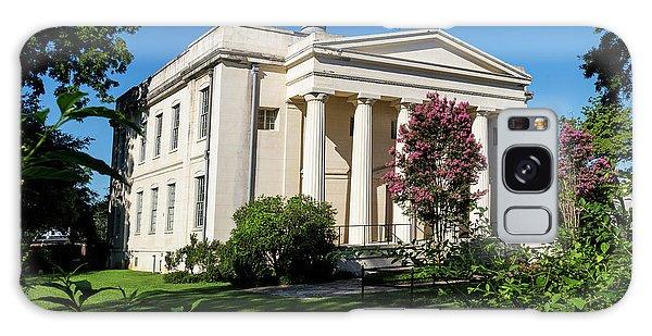 Old Medical College - Augusta Ga Galaxy Case