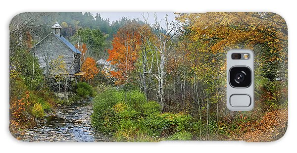 Old Mill New England Galaxy Case