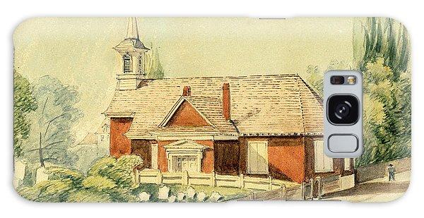 Old Swedes' Church, Southwark, Philadelphia Galaxy Case