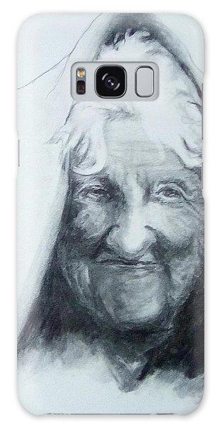 Old Woman Galaxy Case