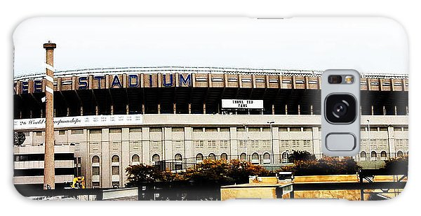 Old Yankee Stadium Galaxy Case