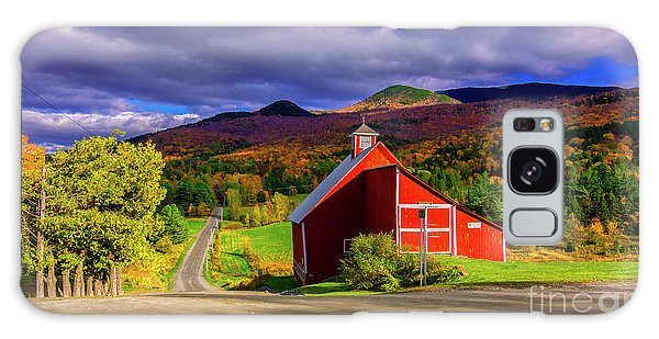 On The Backroads Of Stowe. Galaxy Case