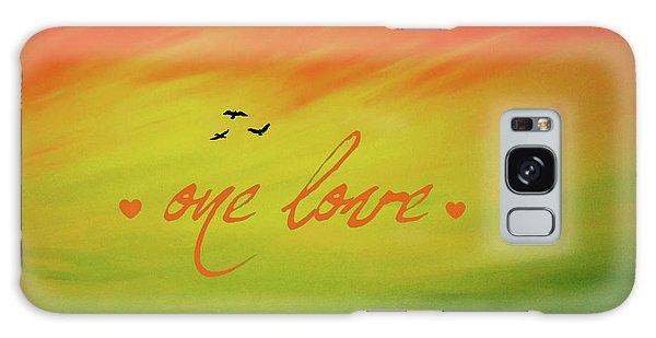 One Love Galaxy Case