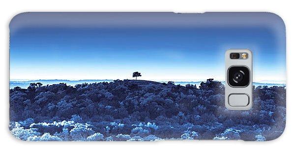 One Tree Hill -blue -2 Galaxy Case