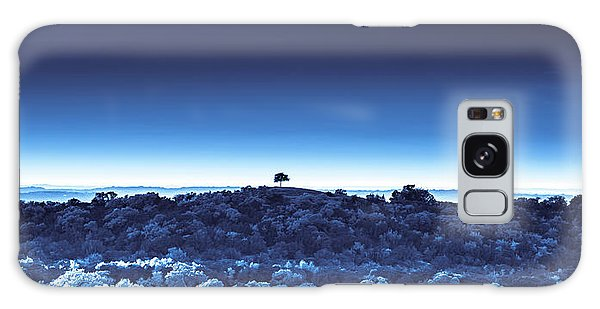 One Tree Hill - Blue 4 Galaxy Case