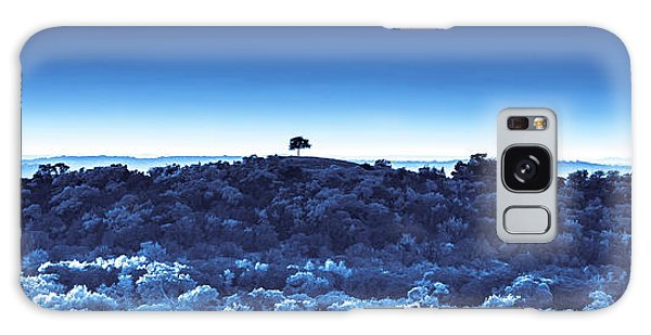 One Tree Hill - Blue Galaxy Case