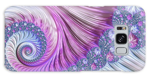 Opal Nautilus Galaxy Case