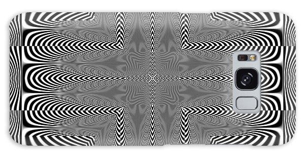 Fractal Design Galaxy Case - Optical Illusion by Markus Gann