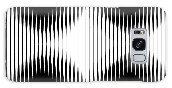 Center Galaxy Case - Optical Illusion by Traffico