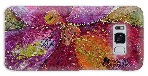 Orchid Galaxy Case - Orchid Passion I by Shadia Derbyshire