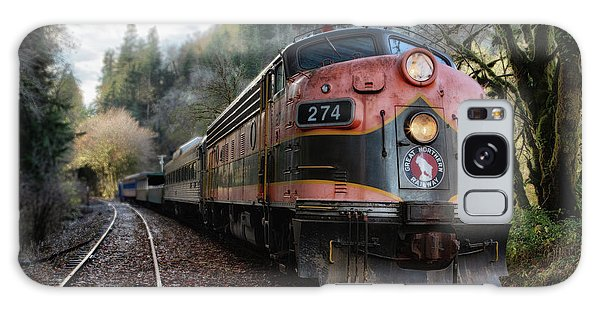 Oregon Coast Railroad Galaxy Case