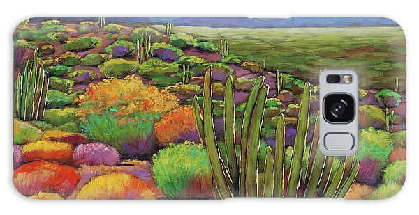 Outdoors Galaxy Case - Organ Pipe by Johnathan Harris