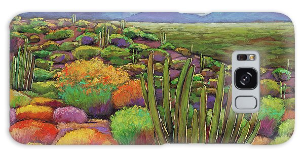 Colorful Galaxy Case - Organ Pipe by Johnathan Harris